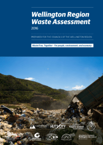 Wellington Region Waste Assement